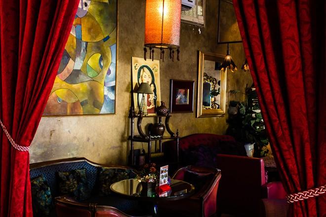 Quán cafe đẹp ở quận 1