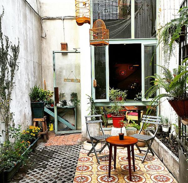 9 quán cafe nền gạch hoa cực nghệ ở Sài Gòn mà bạn nên ghé qua... chụp hình - Ảnh 17.